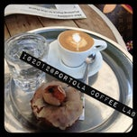 Photo taken at Portola Coffee Lab by i 💕 on 10/28/2012