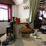 Photo taken at Bar Trattoria Cavallino Caffè by Andre D. on 3/16/2013