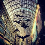 Photo taken at Toronto Eaton Centre by Mohammed on 5/4/2013