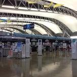 Photo taken at 関西国際空港 (Kansai International Airport - KIX/RJBB) by Shunsuke Y. on 6/5/2013