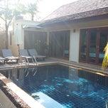 Photo taken at Pai Tan Villas by Александр Д. on 5/6/2015