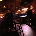 Photo taken at Mary's Bar by David K. on 4/18/2013