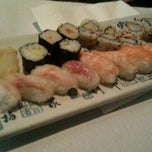 Photo taken at Chun Sushi by Lisa P. on 1/7/2013
