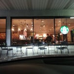 Photo taken at Starbucks by Simon S. on 11/26/2012