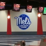 Photo taken at Mel's Lone Star Lanes by Bruce K. on 11/20/2012