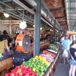 Photo taken at City Market by Sarah J. on 6/22/2013