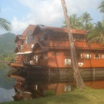 Photo taken at Koh Chang Grand Lagoona Resort by Georgiy G. on 1/10/2013