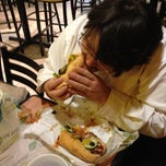 Photo taken at SUBWAY by Glenna on 11/21/2012