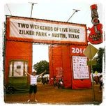 Photo taken at Austin City Limits Music Festival by George A. on 10/14/2014