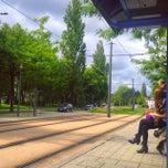 Photo taken at Bogenhausen by Latifah on 8/15/2014