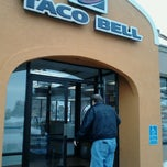 Photo taken at Taco Bell by Lady E. on 12/27/2012