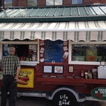 Photo taken at T.J.'s Dawg House by Bill on 5/10/2014