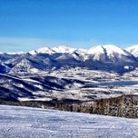 Photo taken at Keystone Resort by Andrew H. on 12/20/2012