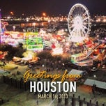 Photo taken at RODEOHOUSTON by Veronica on 3/16/2013