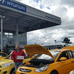 Photo taken at Hyundai Colombia Automotriz by Danilo R. on 12/12/2014
