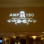 Photo taken at AMP 150 by Frightdome S. on 12/9/2012