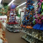 Photo taken at Almacen Navideño by Franky V. on 12/31/2012