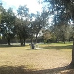 Photo taken at Warren Park by Ignacio T. on 12/25/2013