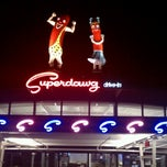 Photo taken at Superdawg Drive-In by Eric V. on 10/20/2012