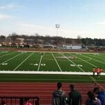 Photo taken at Bridgeton High School by Shawn P. on 4/13/2013