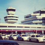 Photo taken at Berlin-Tegel Airport Otto Lilienthal (TXL) by Yago V. on 6/17/2013