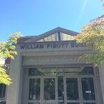 Photo taken at Pigott Building by Carolina A. on 7/19/2014