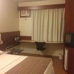 Photo taken at Órion Hotel by Deize Santana on 8/23/2013