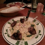Photo taken at Olive Garden by Dan B. on 11/3/2012