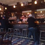 Photo taken at Post Office Whiskey Bar by Sammy R. on 4/16/2013