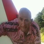 Photo taken at Monte Carpegna (vetta) by Lara V. on 8/15/2013