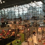 Photo taken at NYIGF New York International Gift Fair by DailyCandy on 1/29/2013