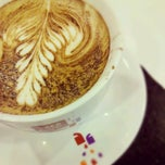 Photo taken at Cafe Coffee Day by Mouna S. on 11/1/2012