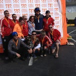 Photo taken at Ragnar Relay: Cape Cod - Finish Line by Dan B. on 5/4/2013