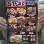 Photo taken at Steak KQ 5 by Nande Gaunk A. on 3/29/2014