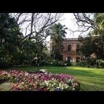 "Photo taken at Jardín Botánico ""Carlos Thays"" by Gian on 10/1/2012"
