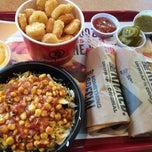 Photo taken at Taco John's by Greg D. on 8/16/2014