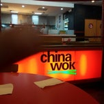 Photo taken at China Wok by Herzon G. on 1/8/2013