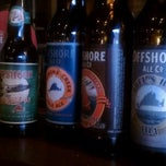 Photo taken at Offshore Ale Company by Kevin L. on 9/29/2012