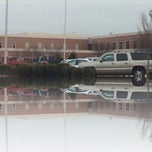 Photo taken at Woodmont High School by Teddy L. on 3/4/2014