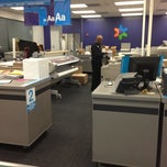 Photo taken at FedEx Office Print & Ship Center by Tom H. on 2/27/2013