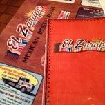 Photo taken at El Zarape Mexican Restaurant by Samantha on 4/12/2013