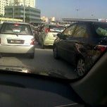 Photo taken at Plaza Tol Sunway (PJS) by Rihanna M. on 12/4/2012