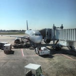 Photo taken at Gate C19 by John P. on 10/6/2012