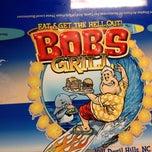 Photo taken at Bob's Grill by Cynthia on 9/30/2012