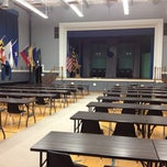 Photo taken at 29th Division Hall by Joe G. on 11/17/2012