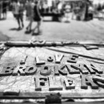 Photo taken at Brooklyn Flea Fort Greene by Joe Moose D. on 7/6/2013