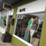 Photo taken at Olive Boutique by Ayako T. on 4/19/2013