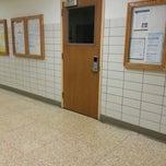 Photo taken at Nixson Hall by Jesse O. on 12/11/2012