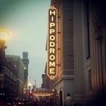 Photo taken at The Hippodrome / France-Merrick Performing Arts Center by Bmorefrench on 4/10/2013