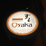 Photo taken at Osaka Japanese Restaurant by Dusty S. on 2/1/2013